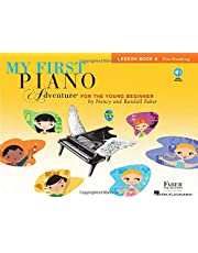 My First Piano Adventure, Lesson Book A, Pre-Reading: For the Young Beginner