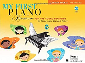 My First Piano Adventure: Lesson Book A with CD and Online Audio Book PDF