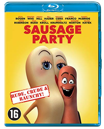BLU-RAY - Sausage Party (1 Blu-ray)