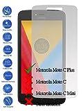 Todotumovil Protector de Pantalla Motorola Moto C Plus 4G 5.0 de Cristal Templado Vidrio 9H para movil