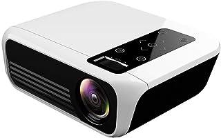 T8 LED Portable 4500 Lumens Projector 1080P Full HD HDMI Mini Projector 4K HD 1920*1080 Home Cinema Theatre better Than UNIC