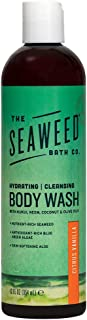 The Seaweed Bath Co. Body Wash, Citrus Vanilla