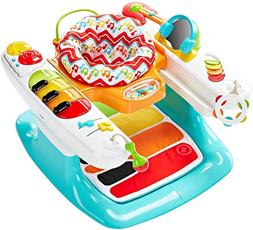 Fisher-Price 4-in-1 Step 'n Play Piano by Fisher-Price
