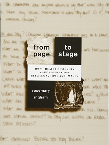 From Page to Stage: How Theatre Designers Make...