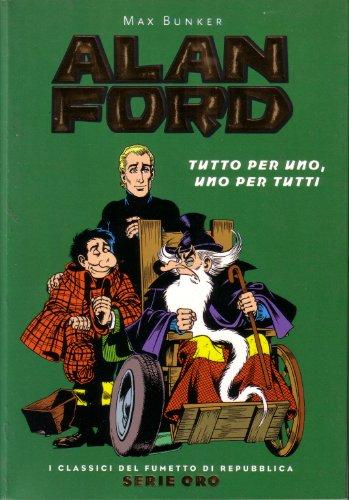I Classici Del Fumetto Serie Oro N.13 ALAN FORD