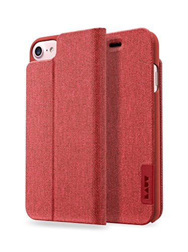 Apex Plastique Rouge Etui rigide pour iPhone 7 Acc?s Libre ? Tous Les Ports et contr?Les
