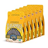 Lundberg Black Japonica Rice, 16 Ounce (Pack of 6), Eco-Farmed Gourmet Field Blend