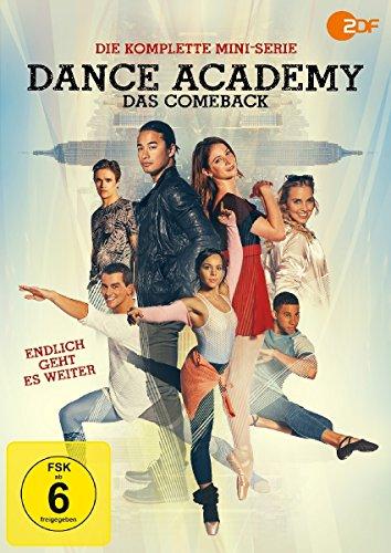 Dance Academy: Das Comeback - Die komplette Miniserie