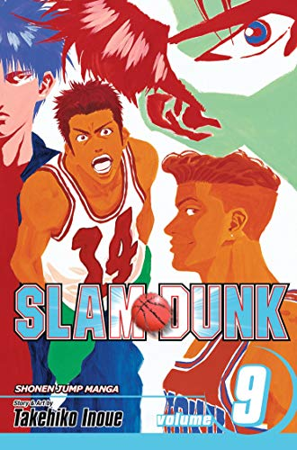 SLAM DUNK GN VOL 09