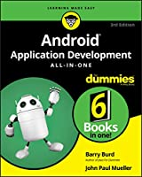 Android Application Development All-in-One For Dummies, 3rd Edition Front Cover