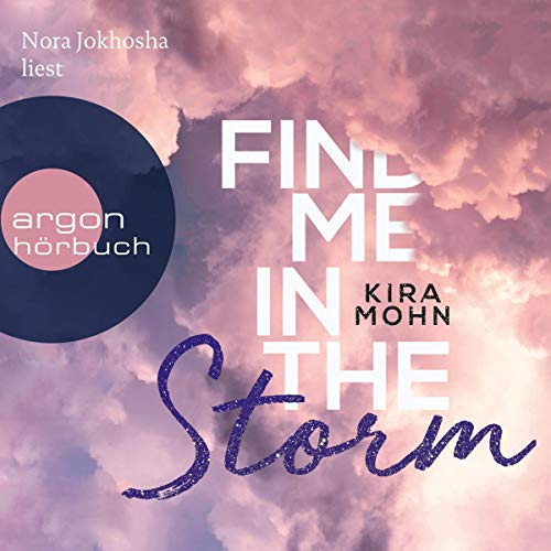 Couverture de Find me in the Storm