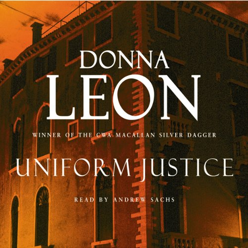 Uniform Justice audiobook cover art