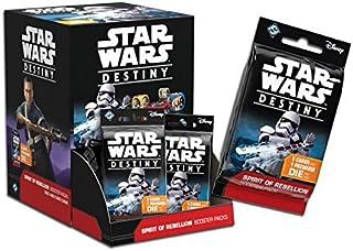 Fantasy Flight Games SWD04 Star Wars Destiny: Spirit of Rebellion B Board Game