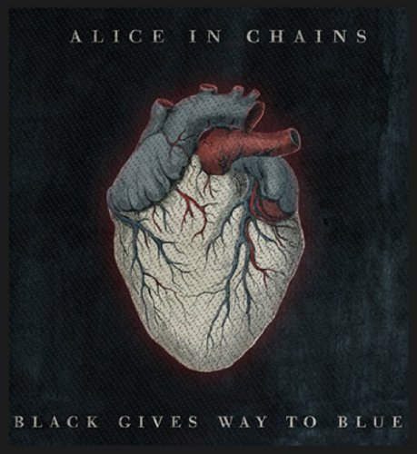 SP 2465–Alice in Chains/Black gives Way to Blue