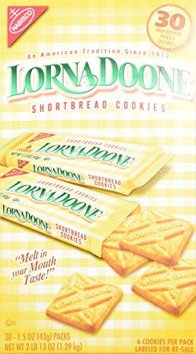 Nabisco?Lorna Doone?Shortbread Cookies - 30 Ct. - SCS by Nabisco