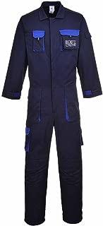 Mono de Portwest TX15NARM, regular, tamaño mediumMedium, azul marino.
