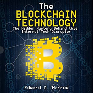The Blockchain Technology audiobook cover art