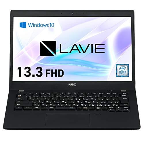 NEC ノートパソコン LAVIE Direct PM(X) 【Web限定モデル】 (ブラック) (Core i5/8GBメモリ/512GB SSD/Offi...