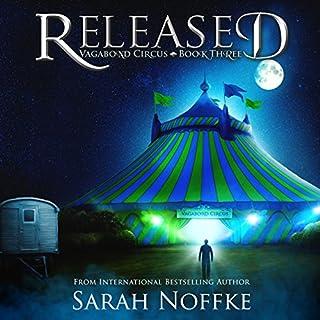 Released audiobook cover art