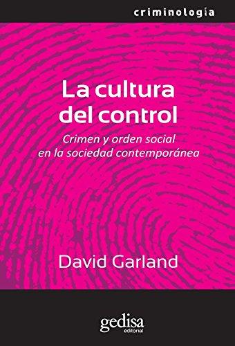 La cultura del control (Criminologia)