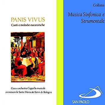 Collana musica sinfonica e strumentale: Panis Vivus (Canti e melodie eucaristiche)
