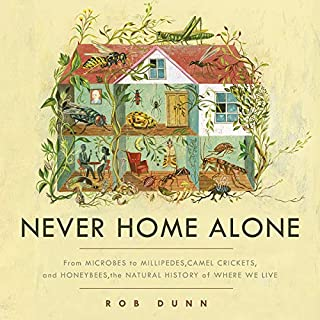 Never Home Alone audiobook cover art