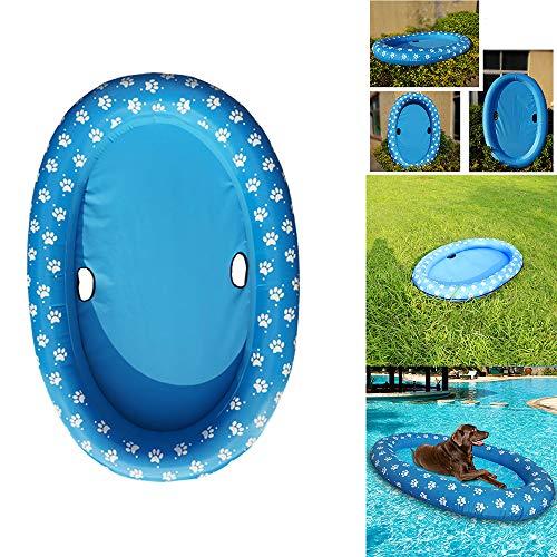 ViiTech Pet Floating Row Float Juguete de agua flotante flotador flotador para piscina hinchable