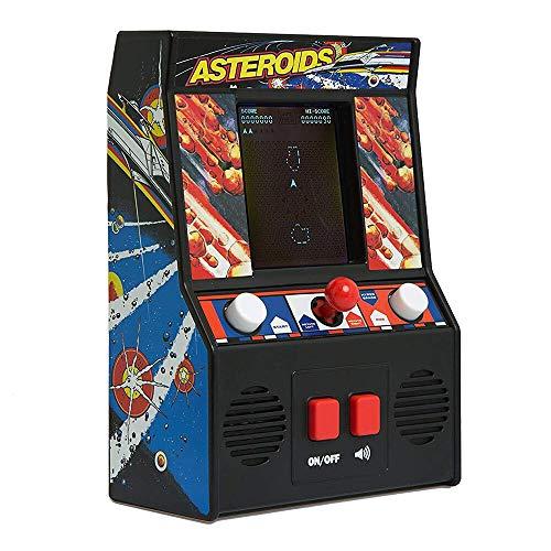 Price comparison product image Atari Asteroids Arcade Classics Mini Arcade Game