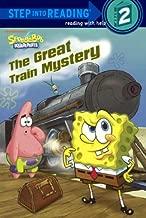 The Great Train Mystery (Turtleback School & Library Binding Edition) (Step into Reading, Step 2: Spongebob Squarepants)