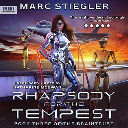 Rhapsody for the Tempest audiobook cover art