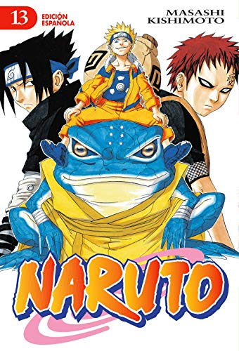 Naruto nº 13/72 (Manga Shonen)