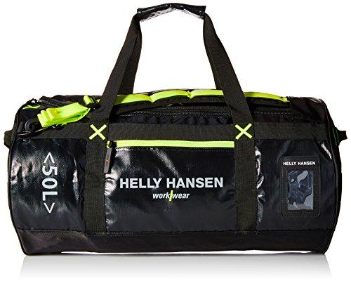 Helly Hansen Workwear Reisetasche Duffel Bag 50 L Offshore Tasche und Rucksack für Beruf und Freizeit, STD beziehungsweiße Einheitsgröße, mehrfarbig, 79563