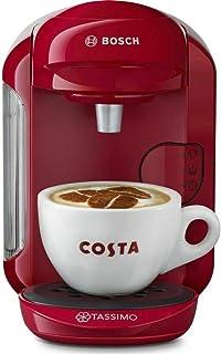 ماكينة تحضير القهوة تاسيمو فيفي 2 من بوش، 0.7 لتر (بينك)
