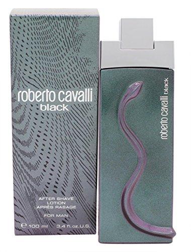 Roberto Cavalli Black Aftershave 100ml Splash