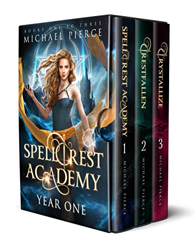 Spellcrest Academy Year One