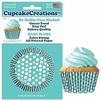 Cupcake Creations カップケーキベーキングペーパー 32枚 323896
