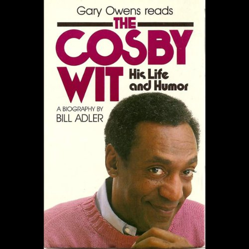 The Cosby Wit audiobook cover art