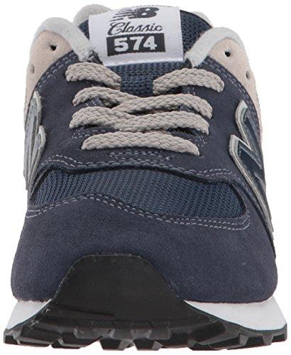 New Balance 574 Core, Zapatillas Hombre, Navy, 38 EU
