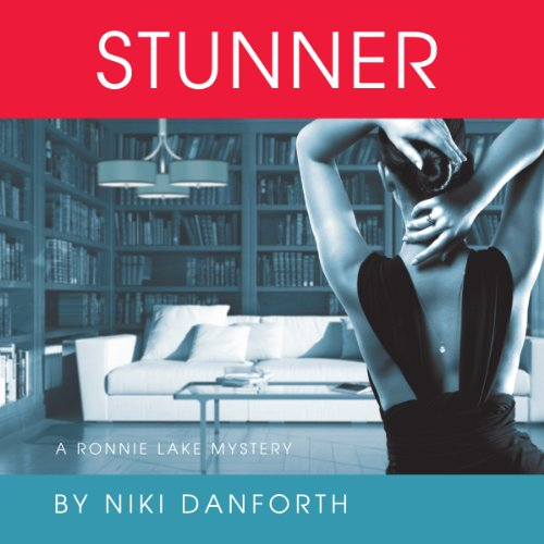 Stunner audiobook cover art