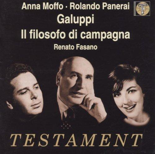 Il Filosofo Di Campagna (Renato Fasano)