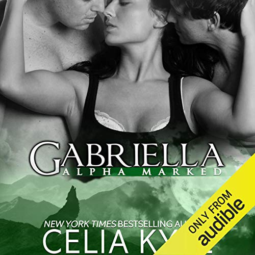 Gabriella audiobook cover art