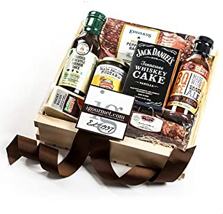 Bourbon and Bacon Gift Crate (4.48 pound)