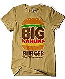 2243-Camiseta Premium, Big Kahuna Burger (Melonseta)