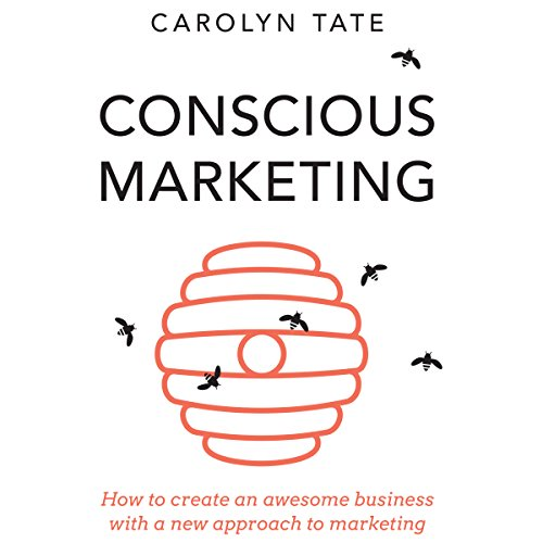 Conscious Marketing audiobook cover art