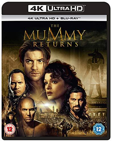 The Mummy Returns- (4K Uhd+Bd+Uv) [Edizione: Regno Unito]