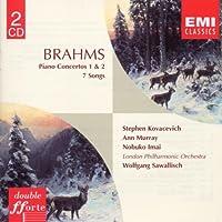Brahms:Piano Concertos 1 & 2
