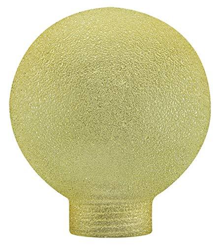 Verre mini halogène globe Ø 60 cm granité ambré Paulmann