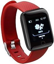 Slimme armband Slim horloge Gezondheid Bloeddrukmeting Trackbeweging Gezondheid Polshorloge IP67 waterdicht