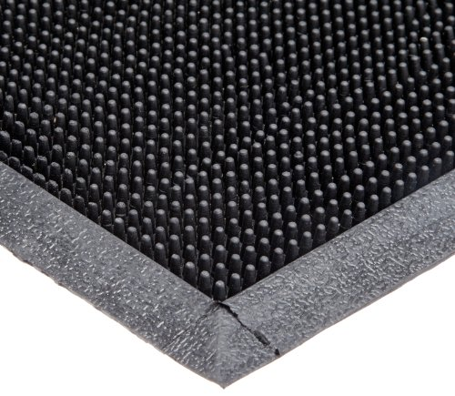 Durable Heavy Duty Rubber Fingertip Outdoor Entrance Mat