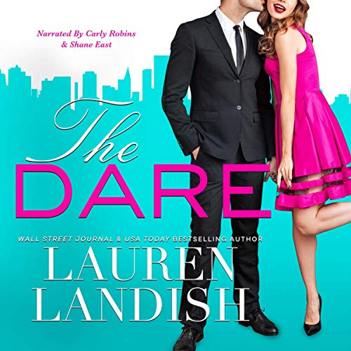 The Dare audiobook cover art